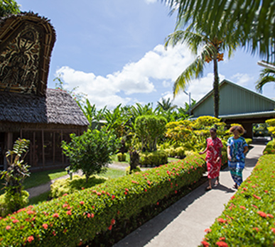 Madang Lodge Hotel